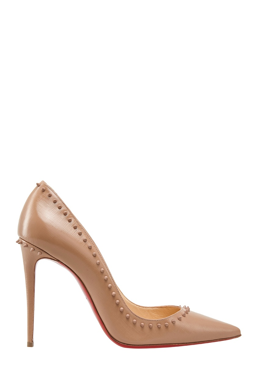 Кожаные туфли Anjalina 100