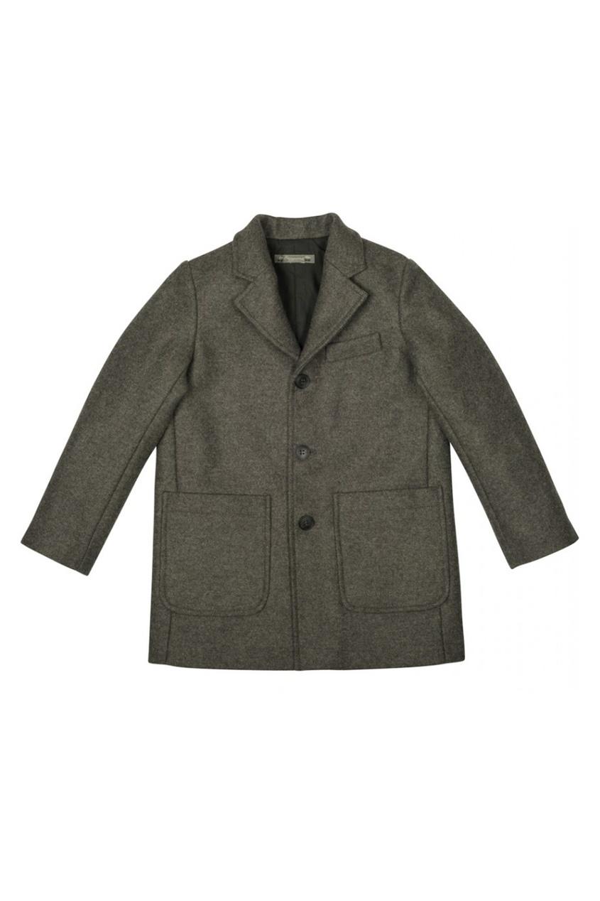 Шерстяное пальто Dickens