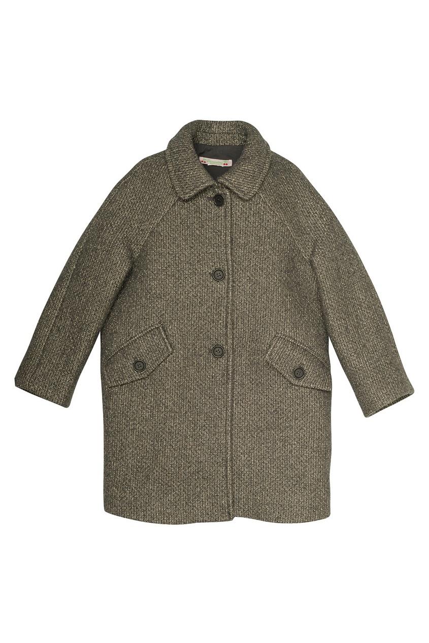 Шерстяное пальто Dedicace