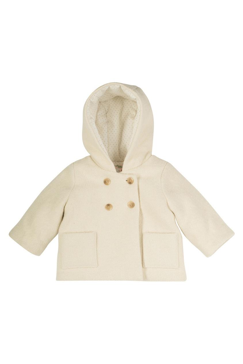Двубортное пальто Misha