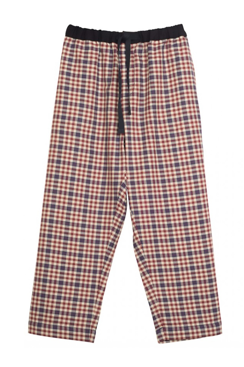 Фото 4 - Пижамный комплект Billye от Bonpoint синего цвета