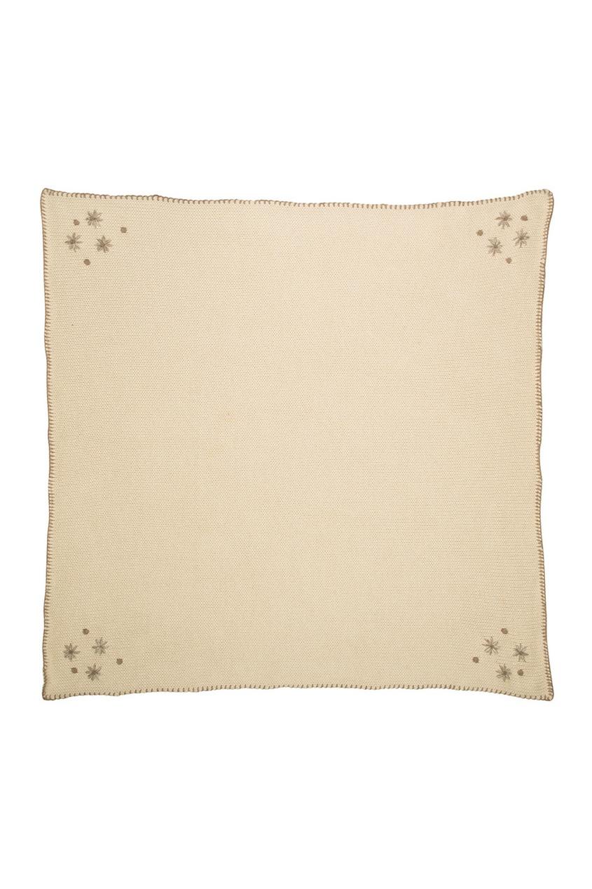Фото - Шерстяное одеяло от Bonpoint белого цвета