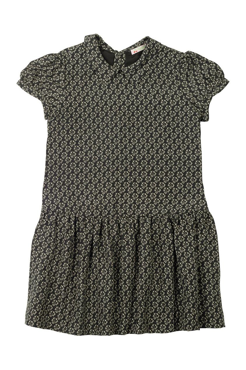 Платье с отложным воротником Doll