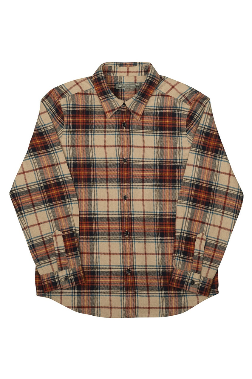 Bonpoint Рубашка в клетку Acteur рубашка в клетку dc atura 3 atura black