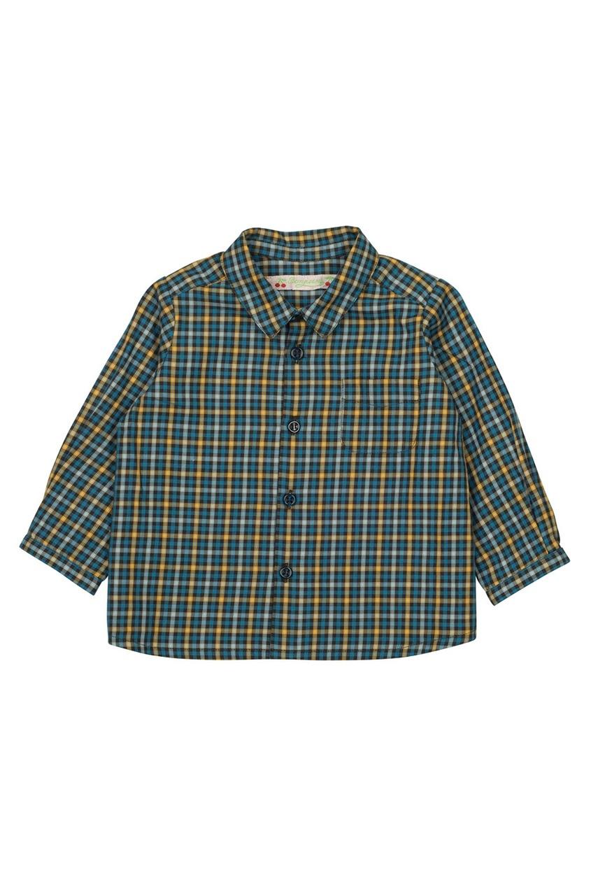 Хлопковая рубашка Malo