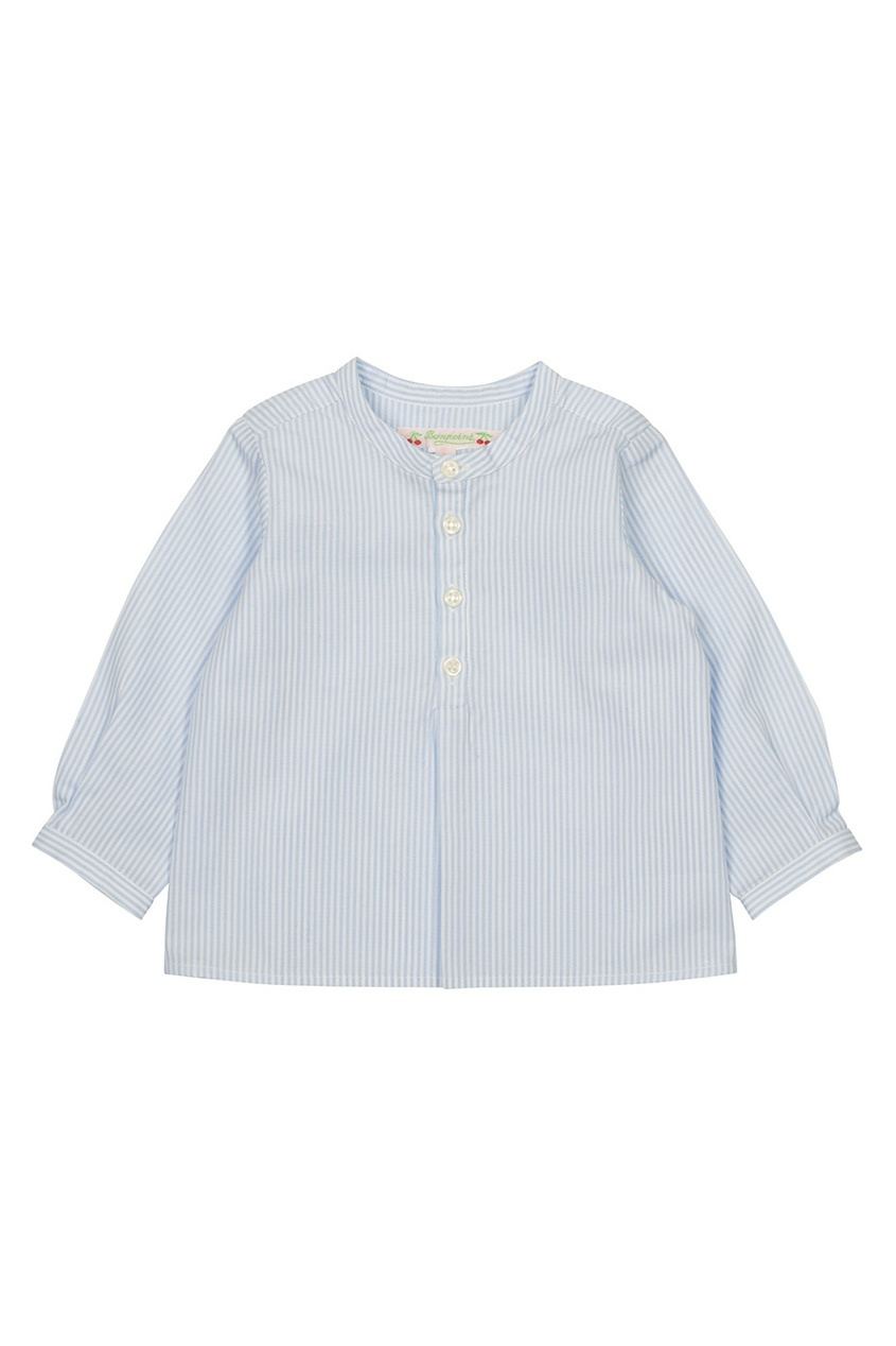 Хлопковая рубашка Polisson