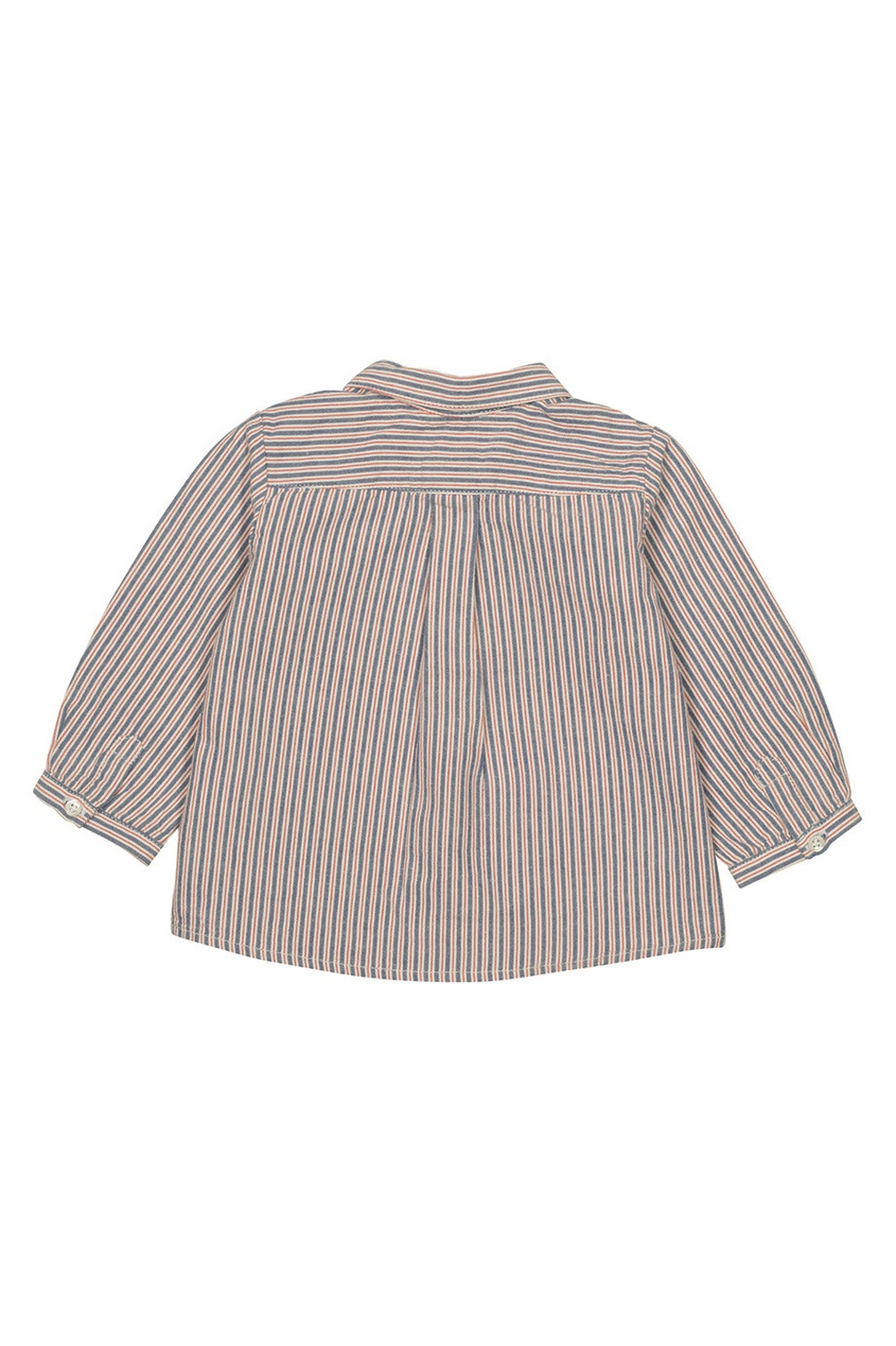 Рубашка в полоску Malo