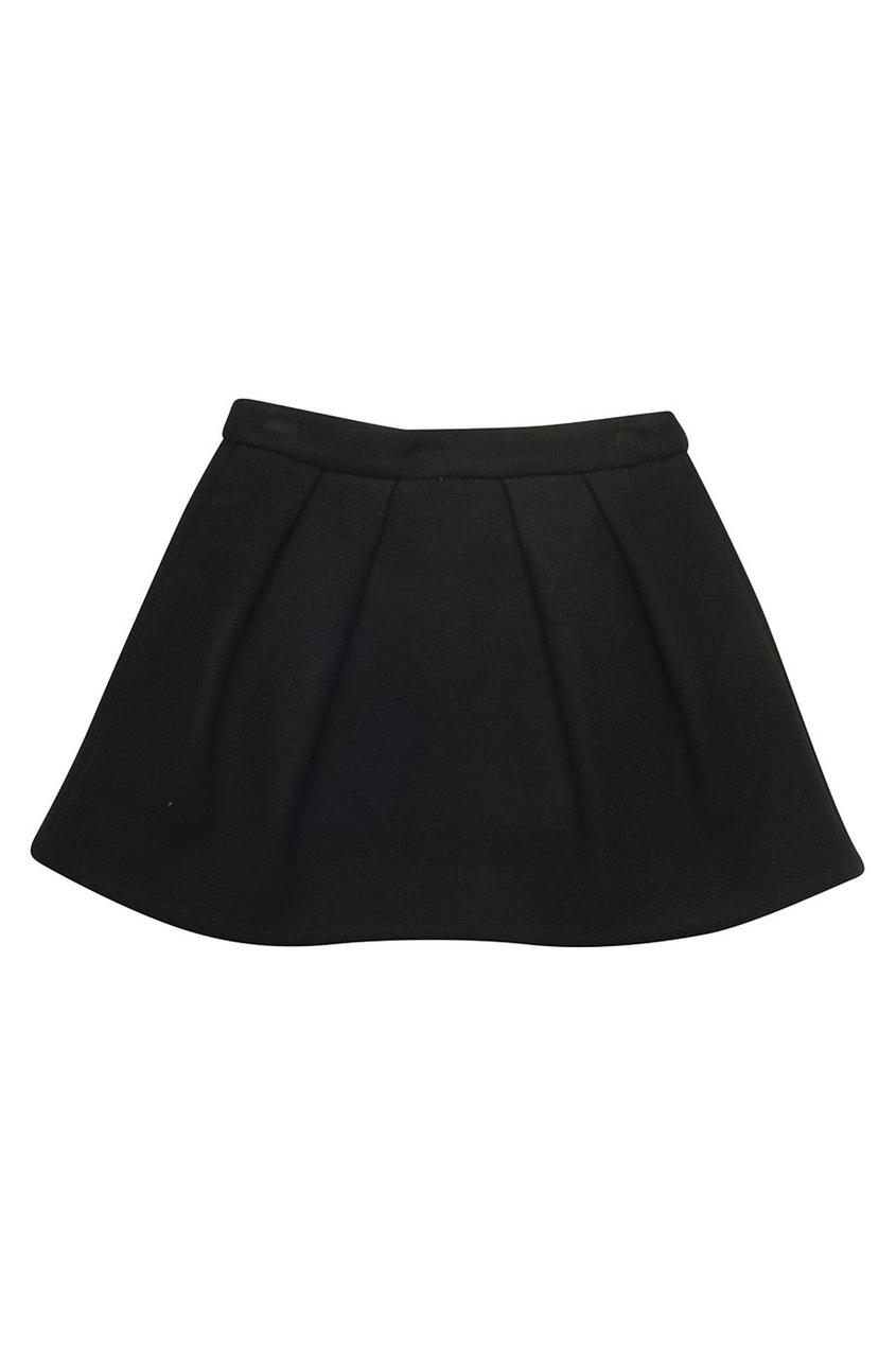 Однотонная юбка Theonie