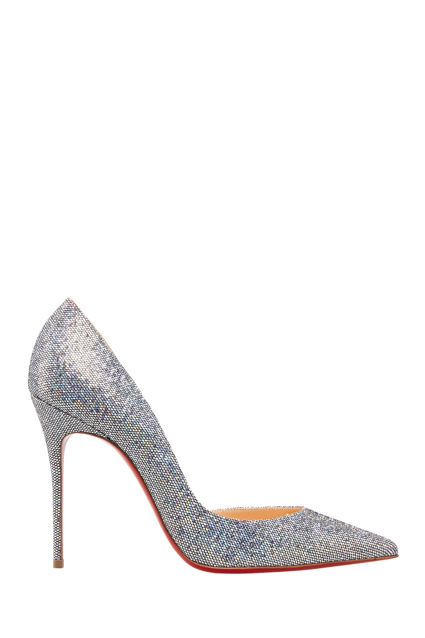 Кожаные туфли Iriza 100