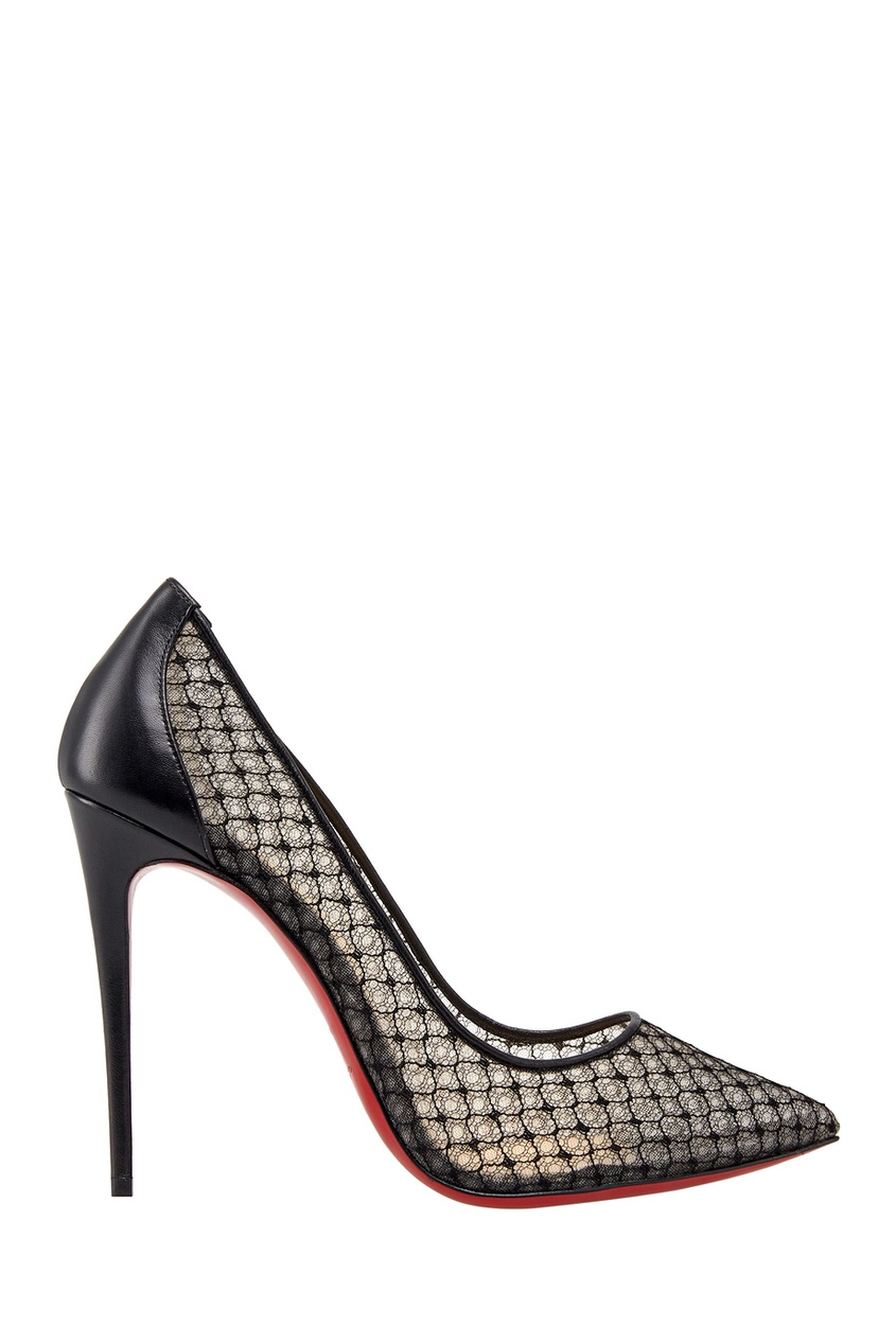Christian Louboutin ����� � �������� Follies Lace 100