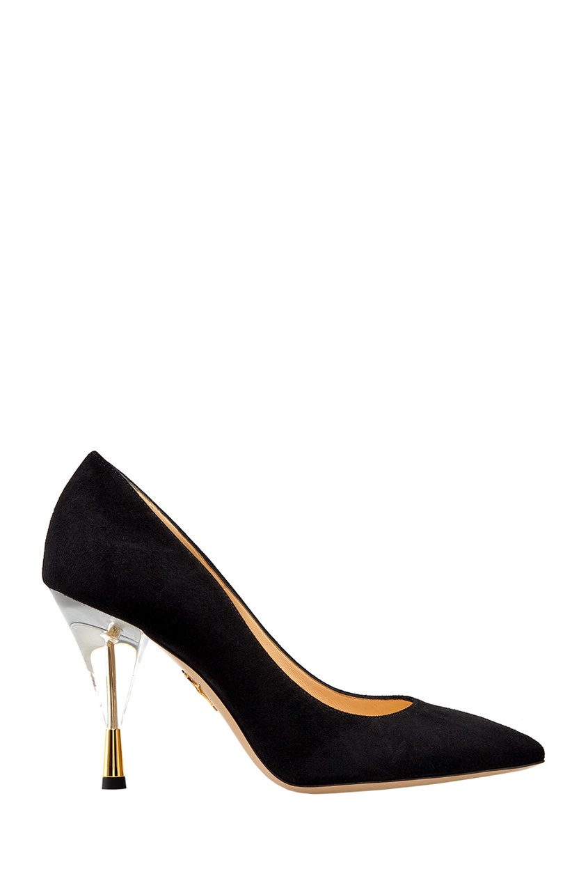 Атласные туфли Juliette