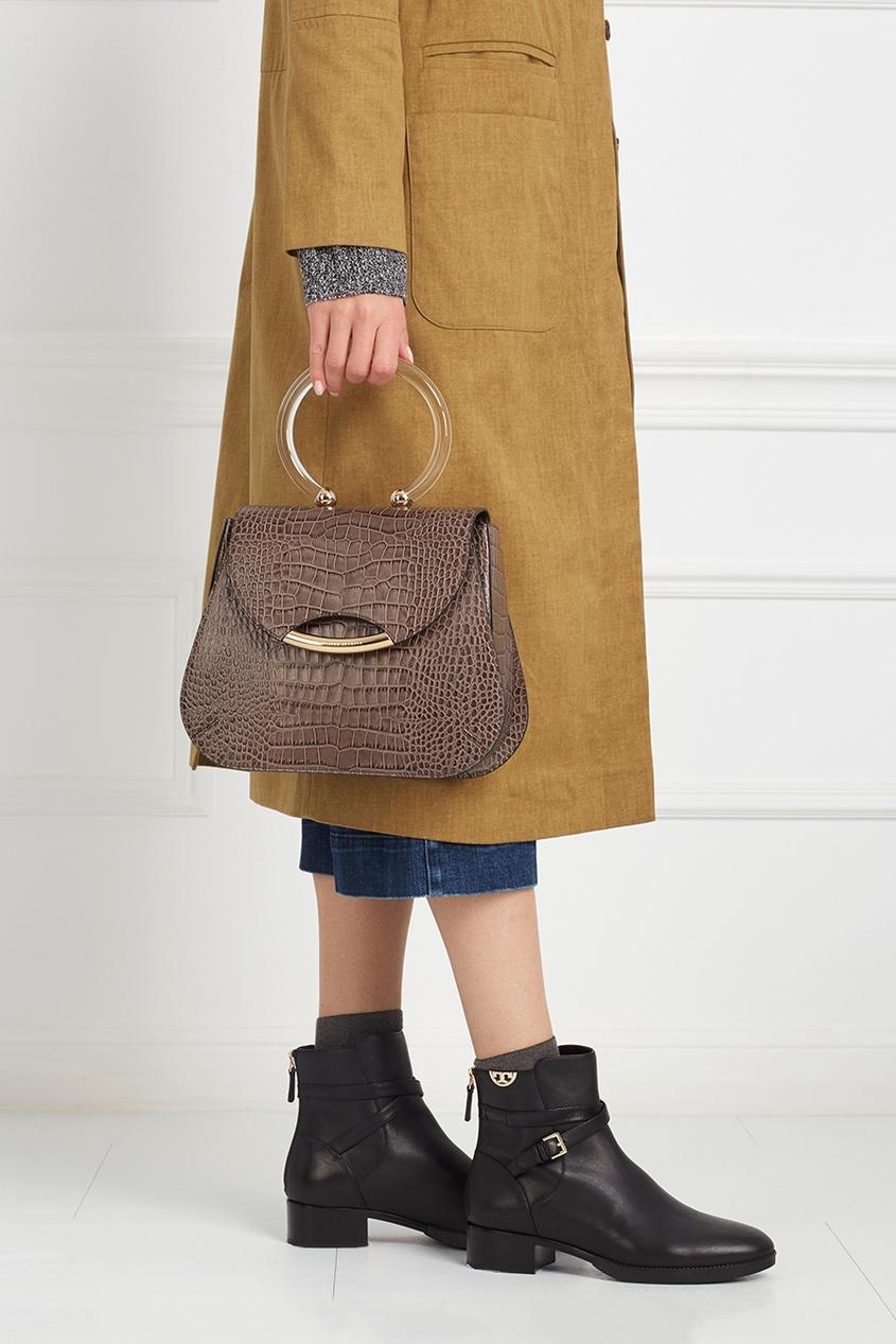 Кожаная сумка Newman