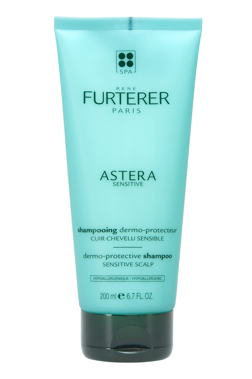 Шампунь для чувствительной кожи головы Astera 200ml