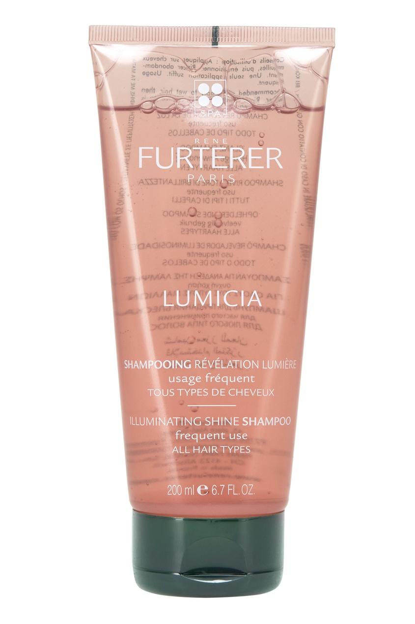 Шампунь для придания волосам блеска Lumicia 200ml