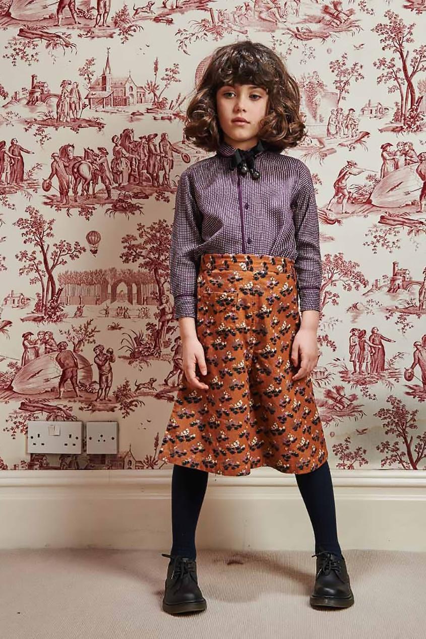 Хлопковые брюки Melanite от AIZEL