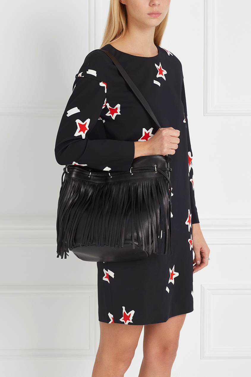 Кожаная сумка Allegra