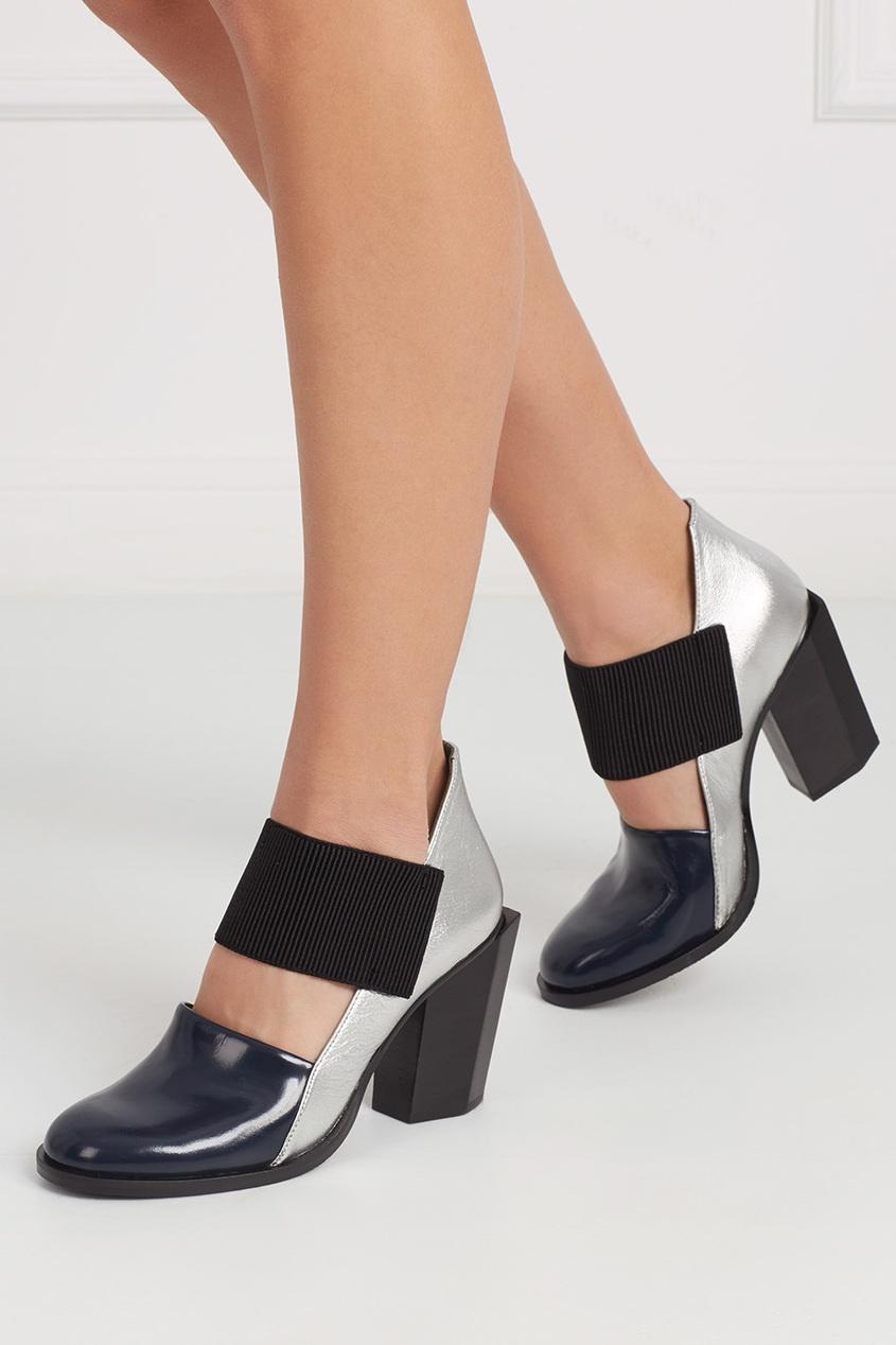 Кожаные туфли Mari