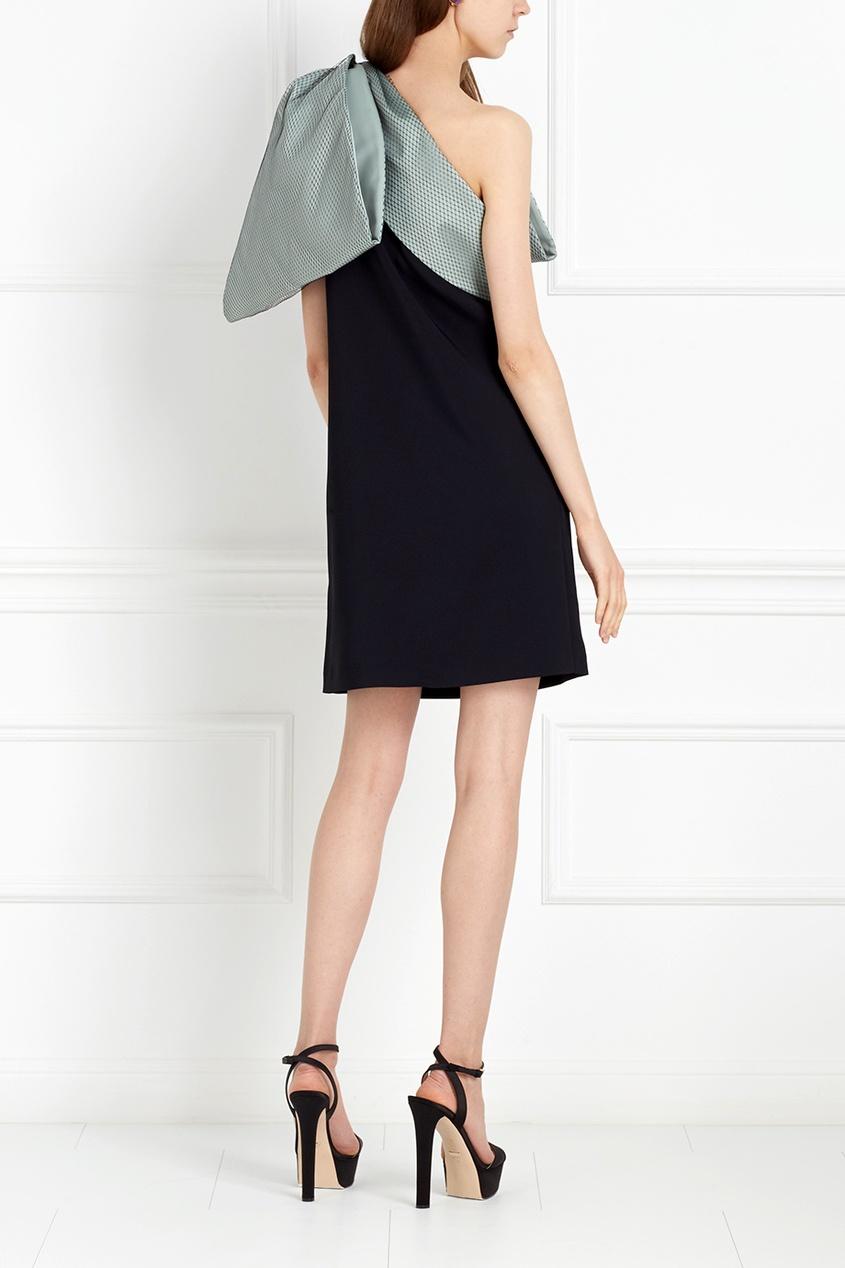 Асимметричное платье от AIZEL