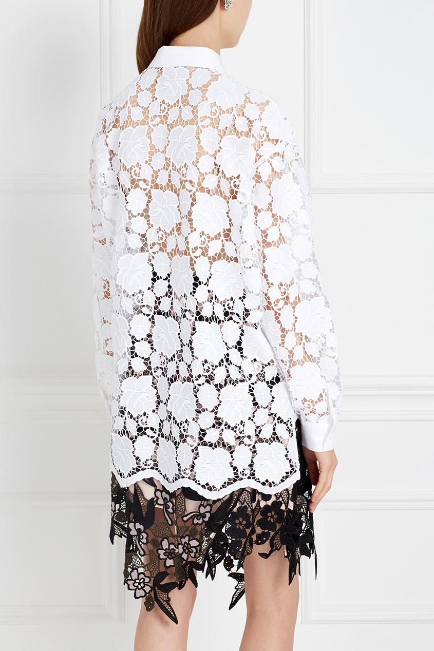 Кружевная блузка от AIZEL