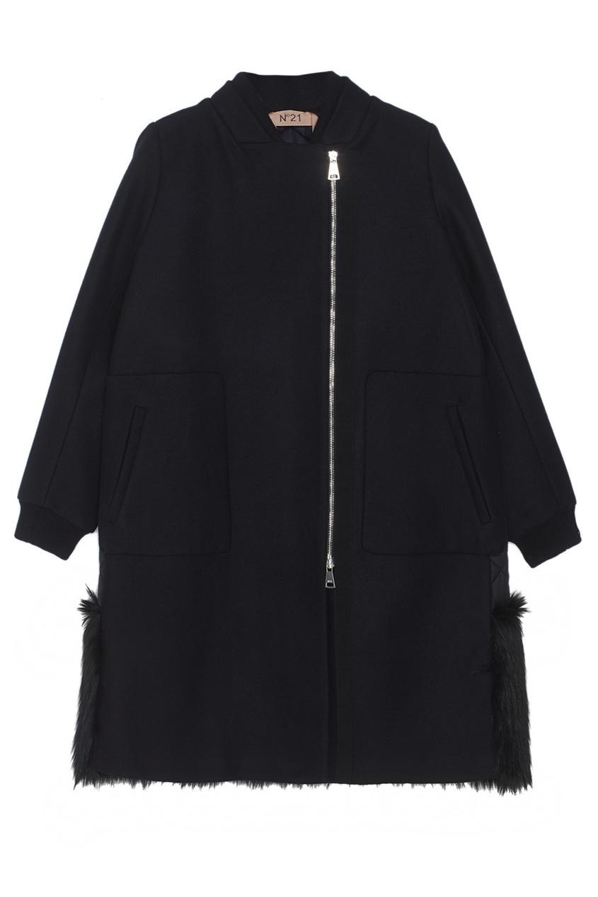 No.21 Шерстяное пальто