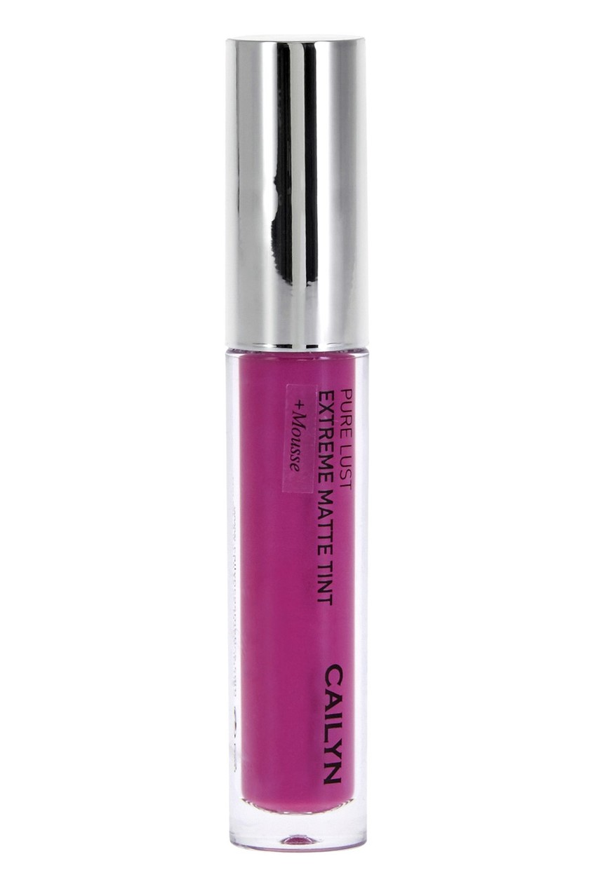 Cailyn Матовый тинт для губ Pure Lust Extreme Matte Tint Mousse 73 Clarity тинт для губ cailyn pure lust extreme matte tint mousse 69 цвет 69 whimsicality variant hex name ef8e7b