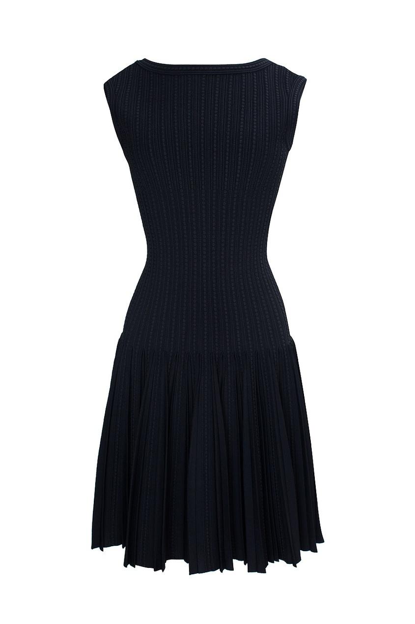 Платье из вискозы и полиэстера