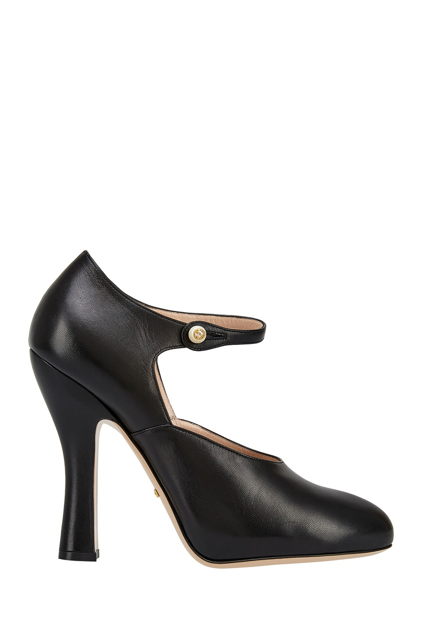 Купить со скидкой Кожаные туфли