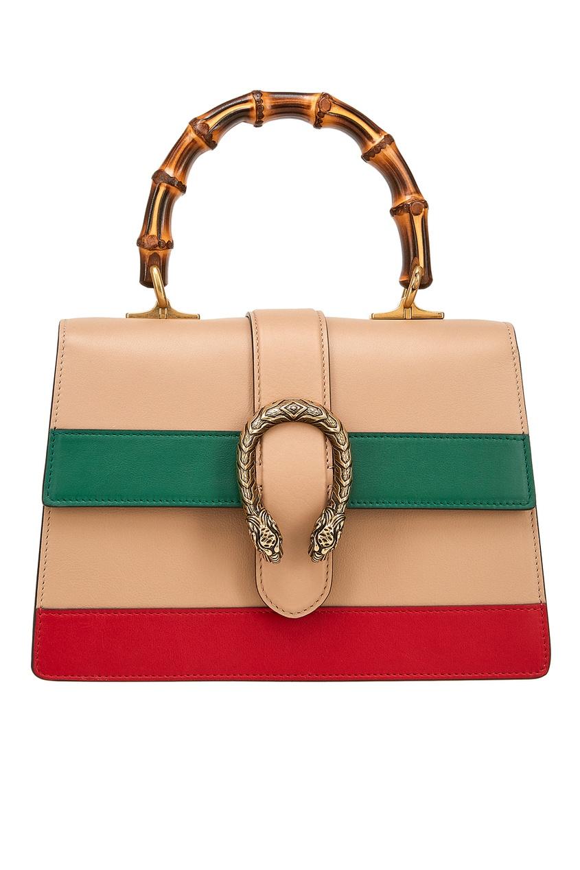 Gucci Кожаная сумка Dionysus