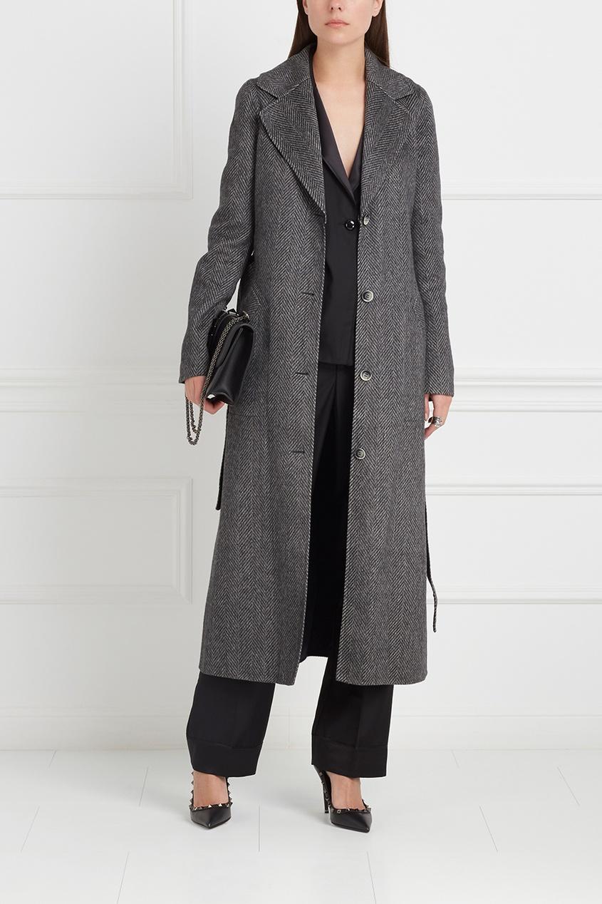 Кашемировое пальто William