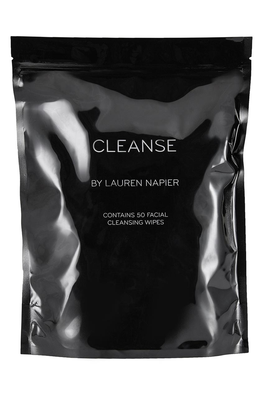 Очищающие салфетки для лица Cleanse, 50 шт.