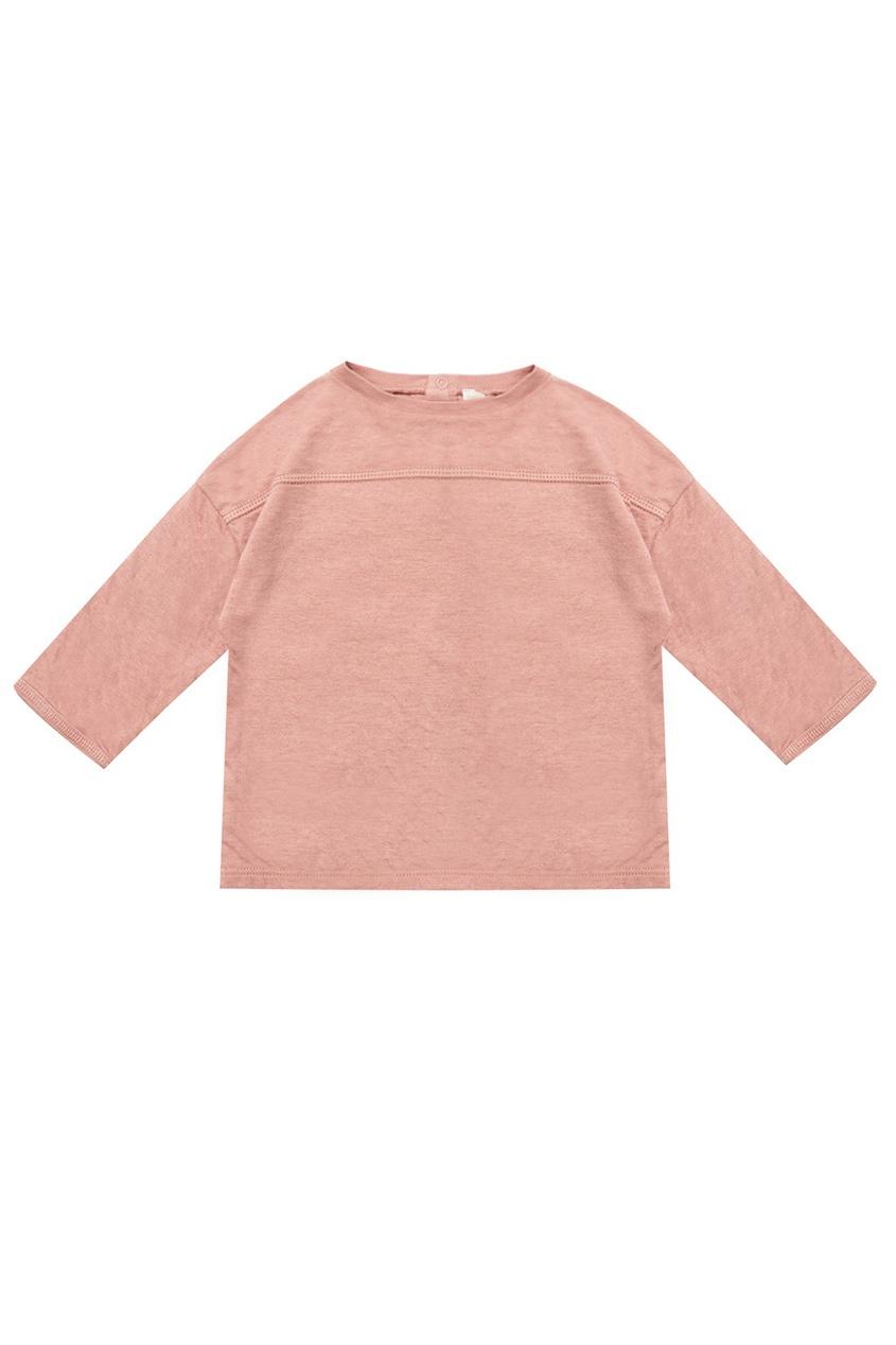 Хлопковая футболка Nummite Baby