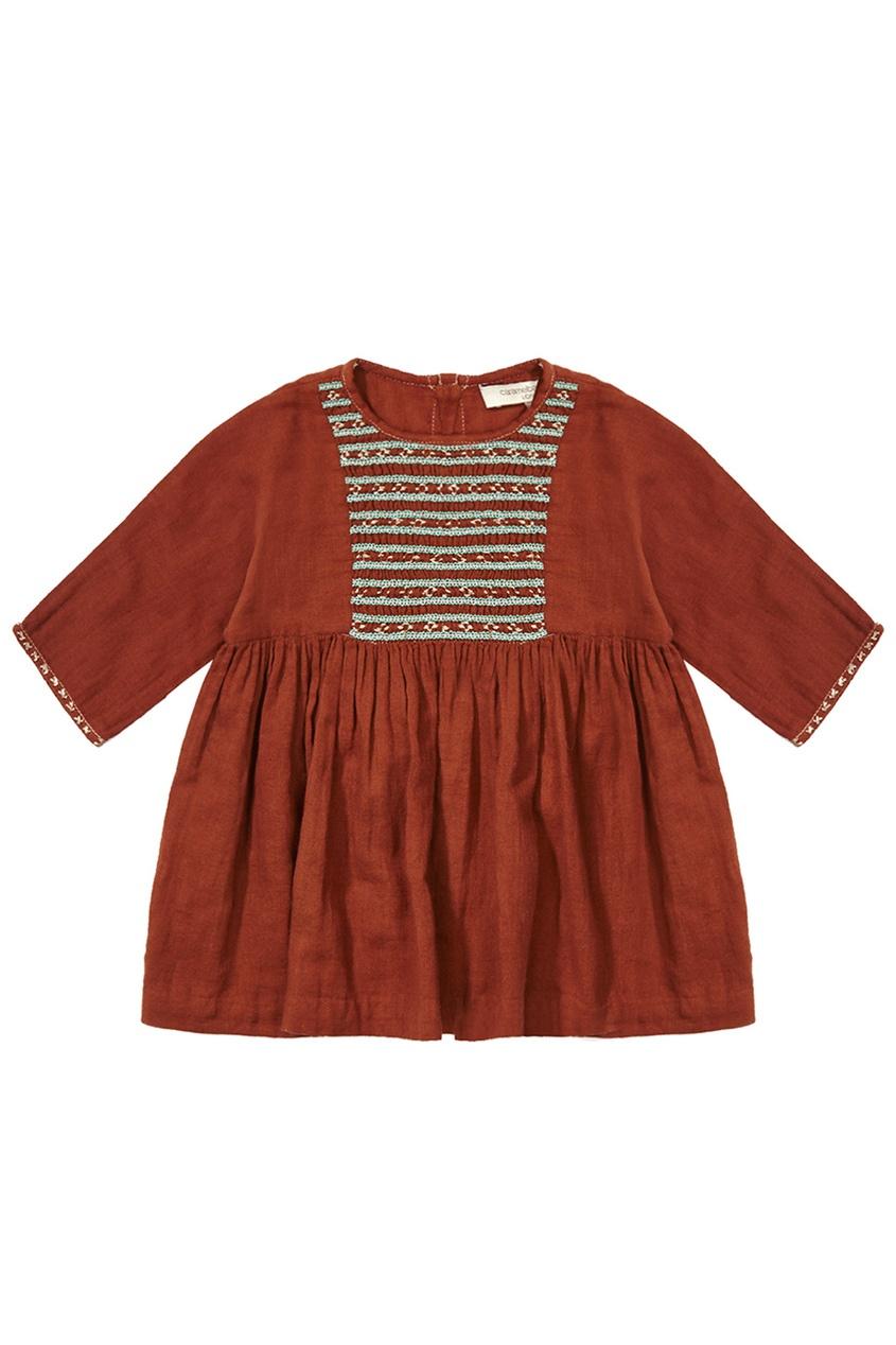 Однотонное платье Malachite Baby