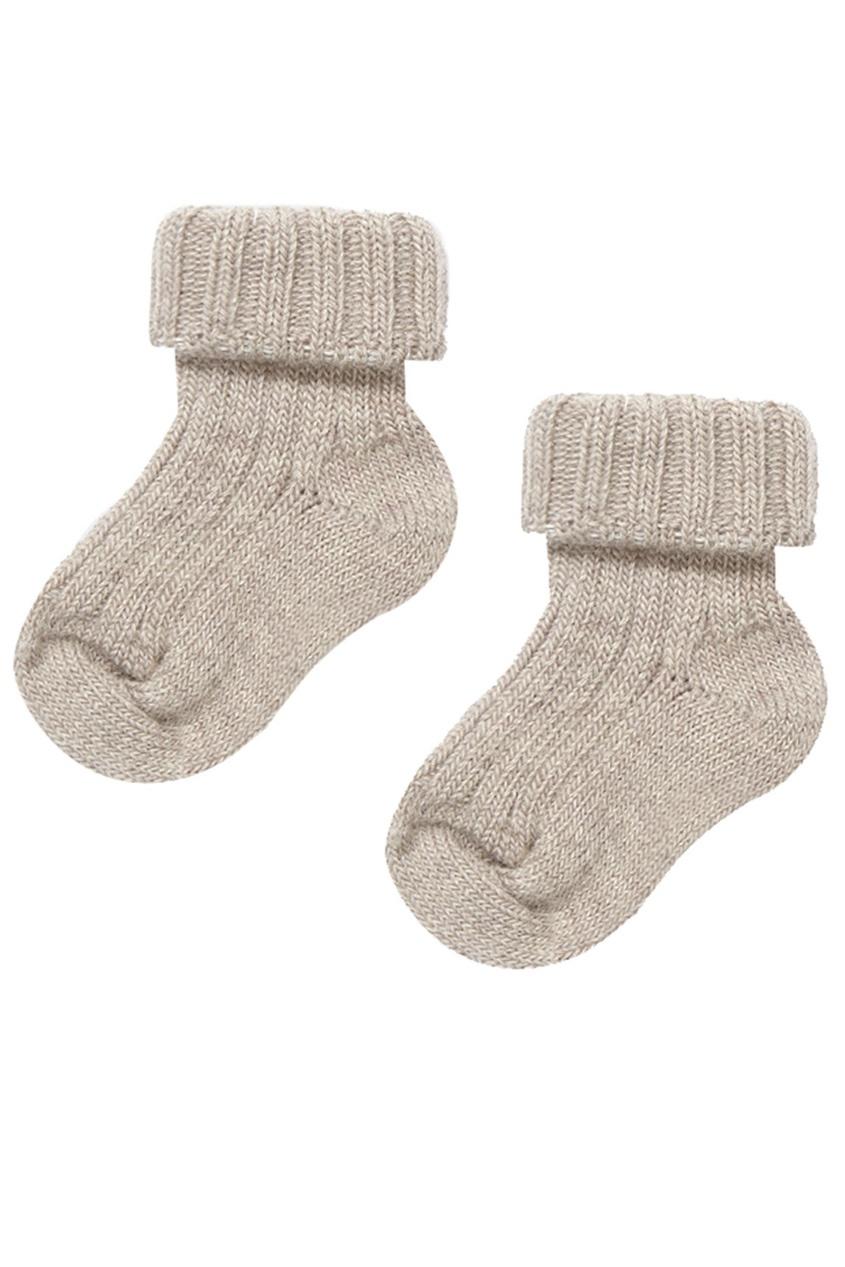 Шерстяные носки Rib Baby