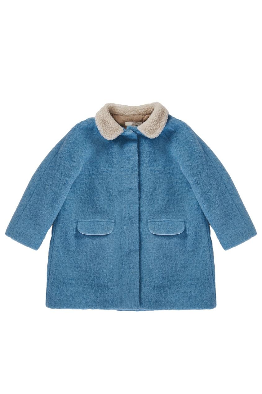 Шерстяное пальто Larimar