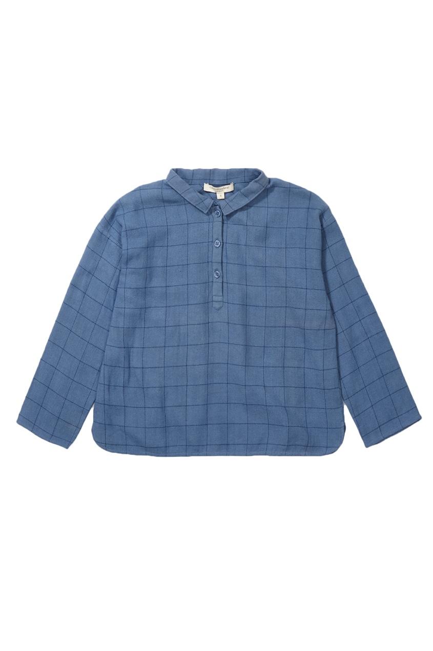 Хлопковая рубашка Coal
