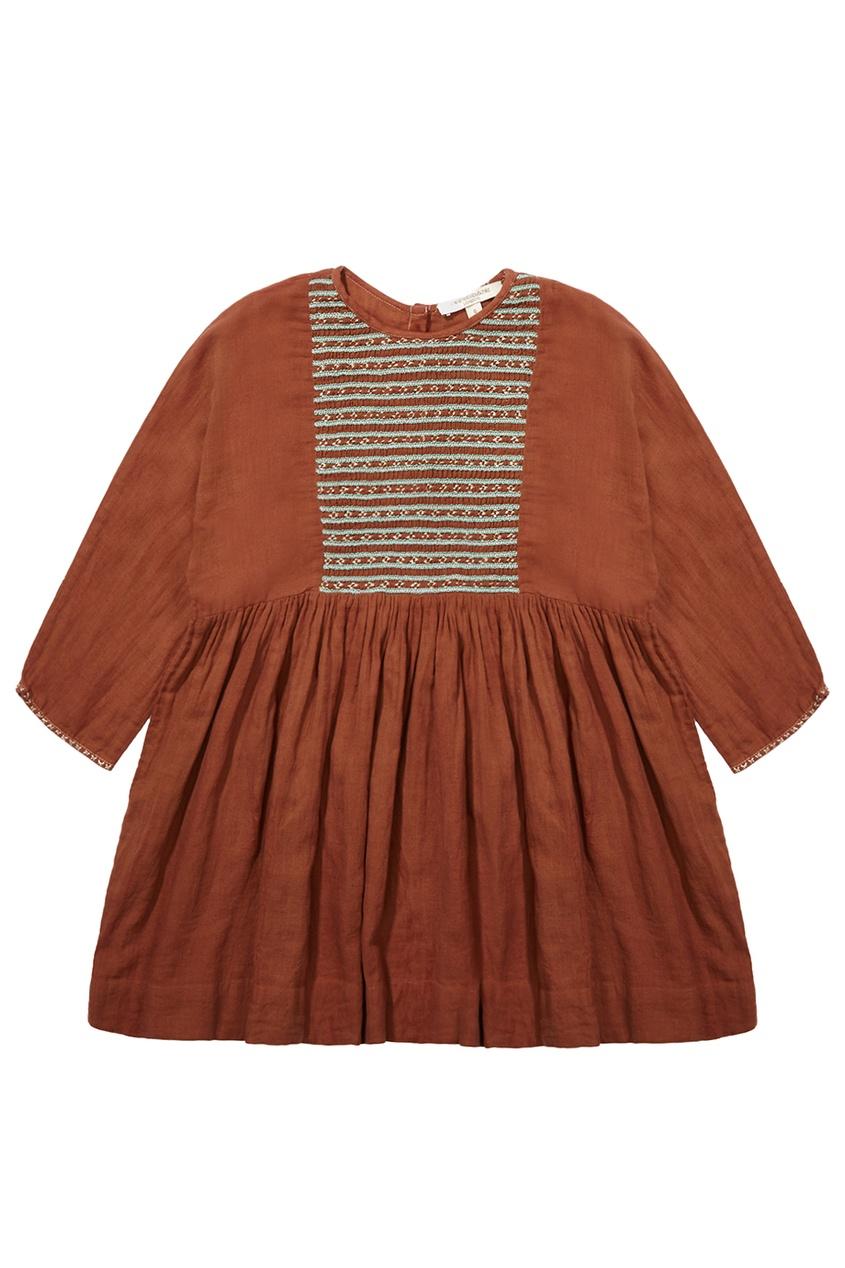 Шерстяное платье Malachite