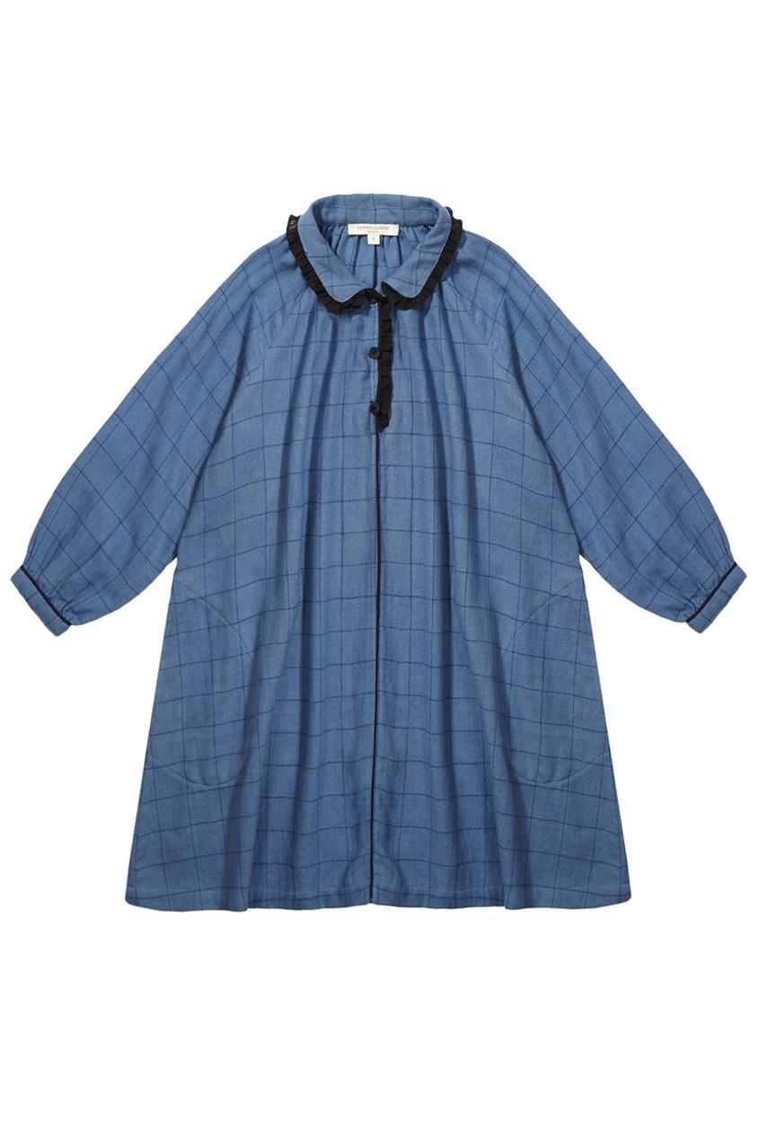Хлопковое платье Verdite