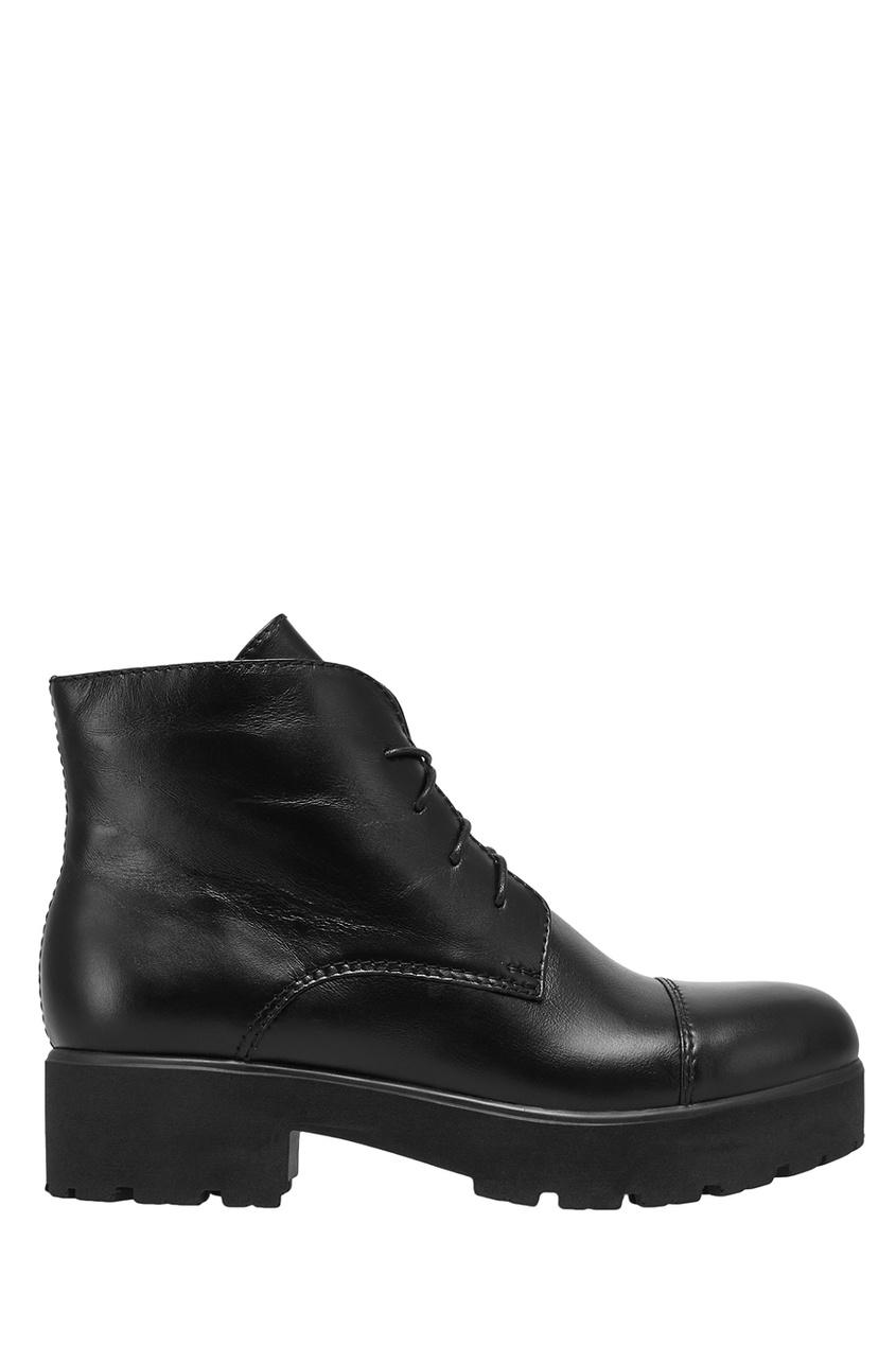 Be2Be Кожаные ботинки