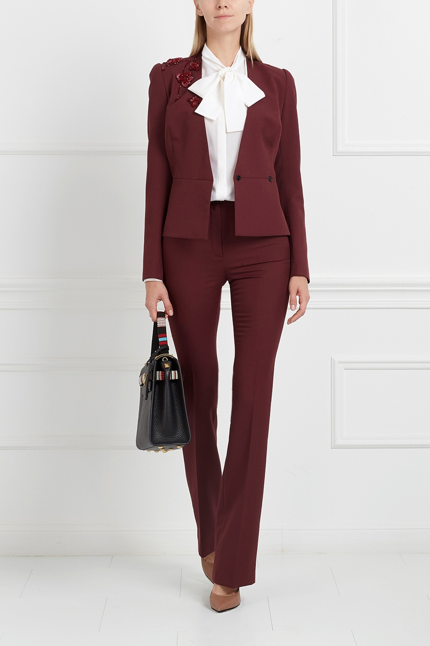 NATALIA GART Шелковая блузка