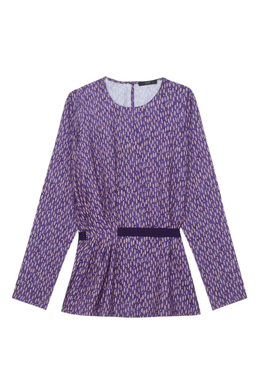 Etro Блузка с принтом блузка pinetti блузка