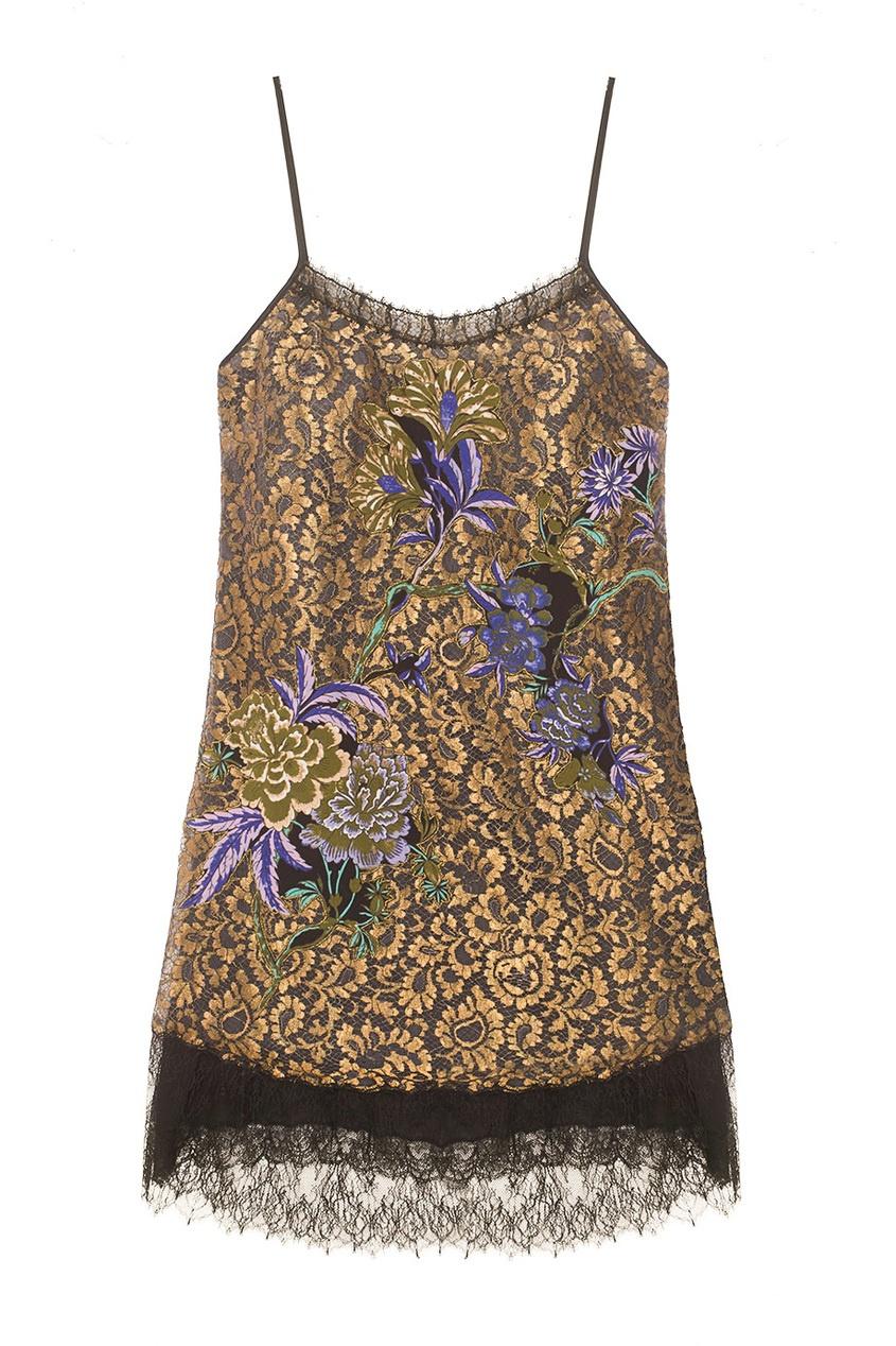 Etro Шелковое платье alexandr rogov шелковое платье