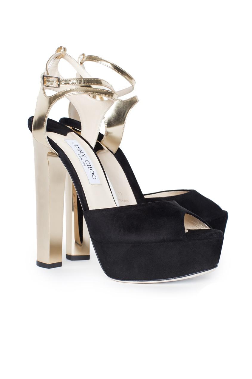 Босоножки на высоком каблуке Lolita Jimmy Choo