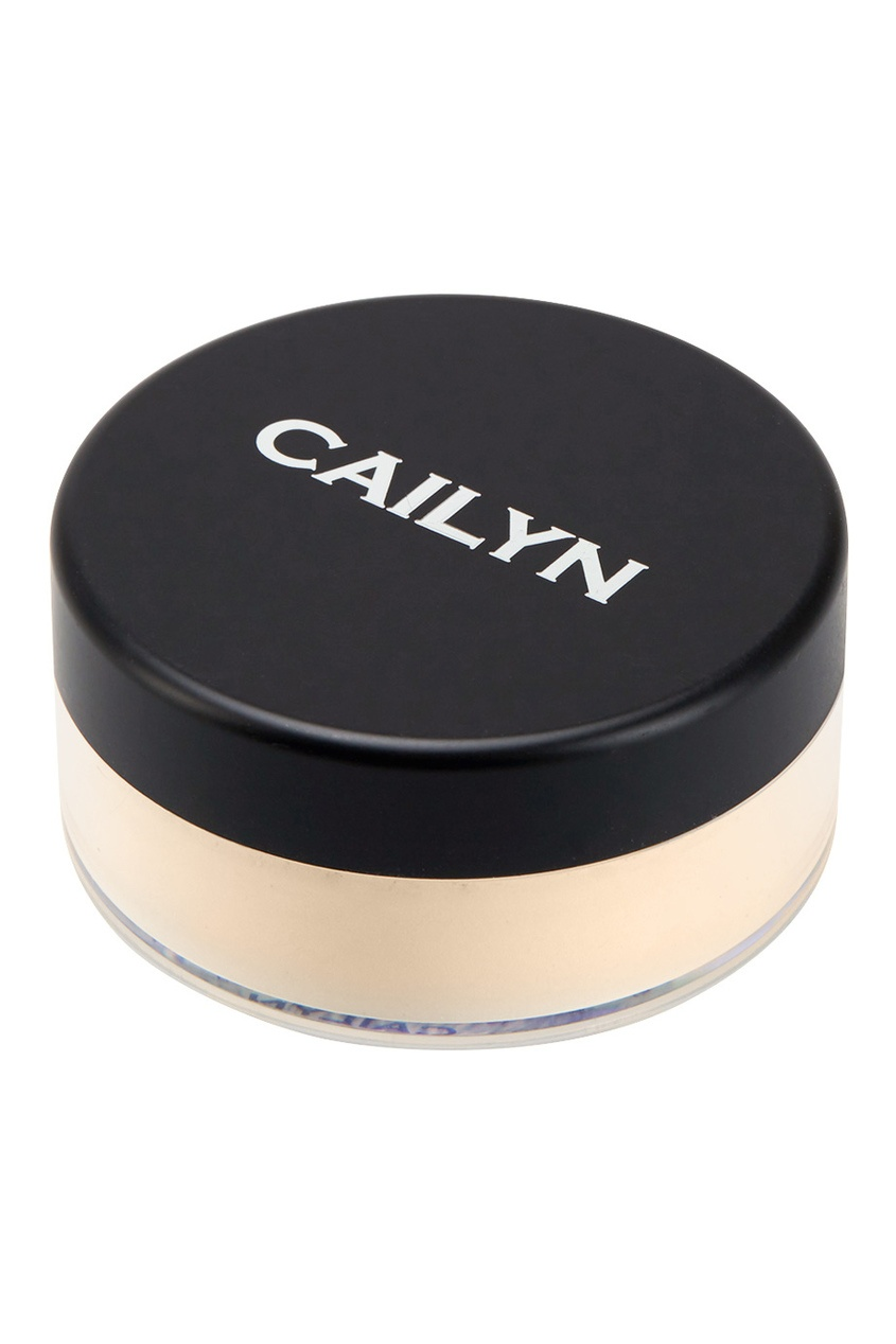 Cailyn Пудра HD Finishing Powder 03 Banana Yellow 9 gr пудры nyx professional makeup пудра hd high definition finishing powder mint green