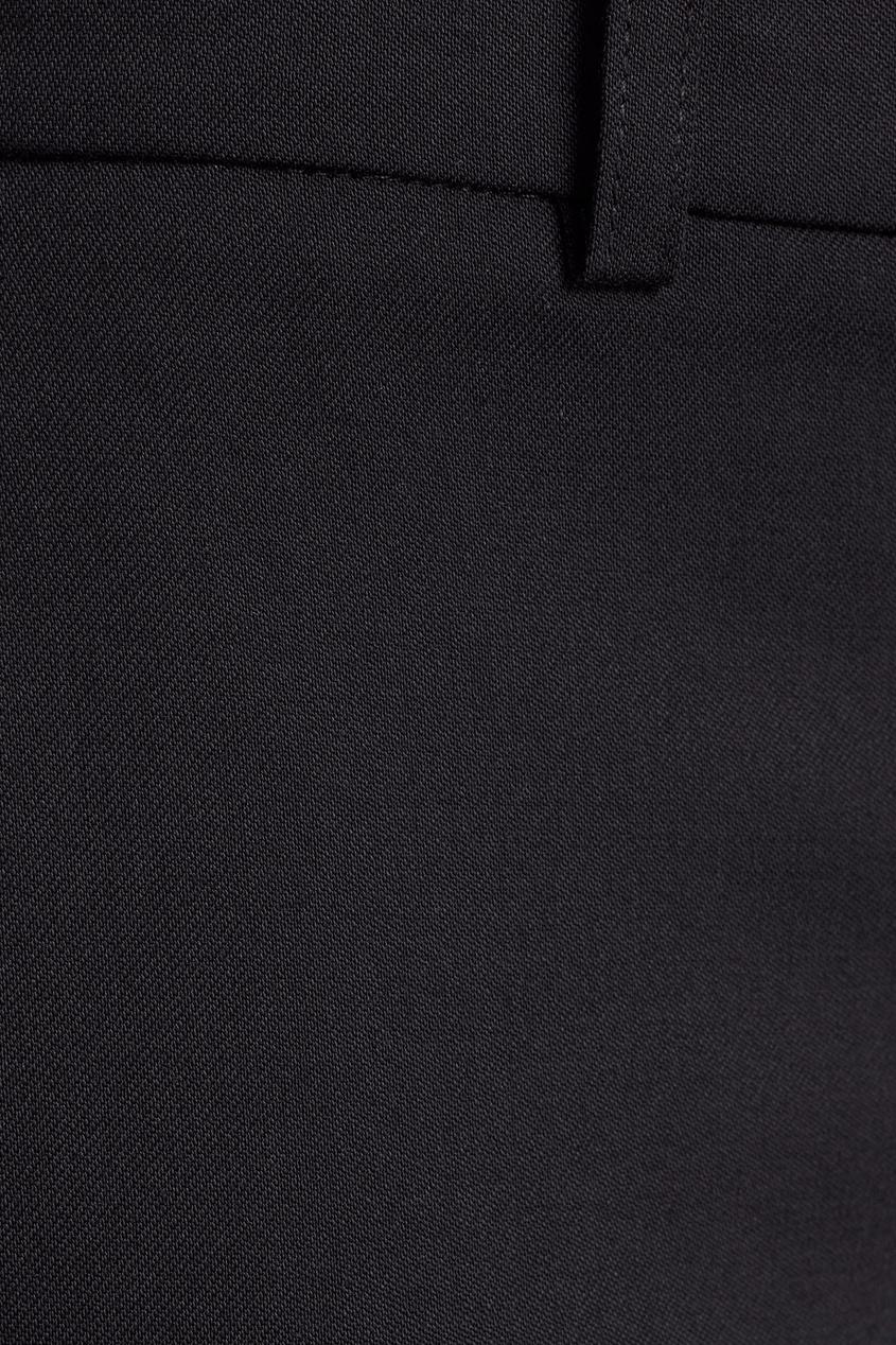 Jil Sander Navy Шерстяные брюки