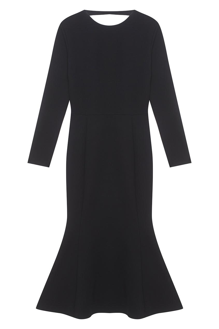 T-Skirt Платье с V-образным вырезом