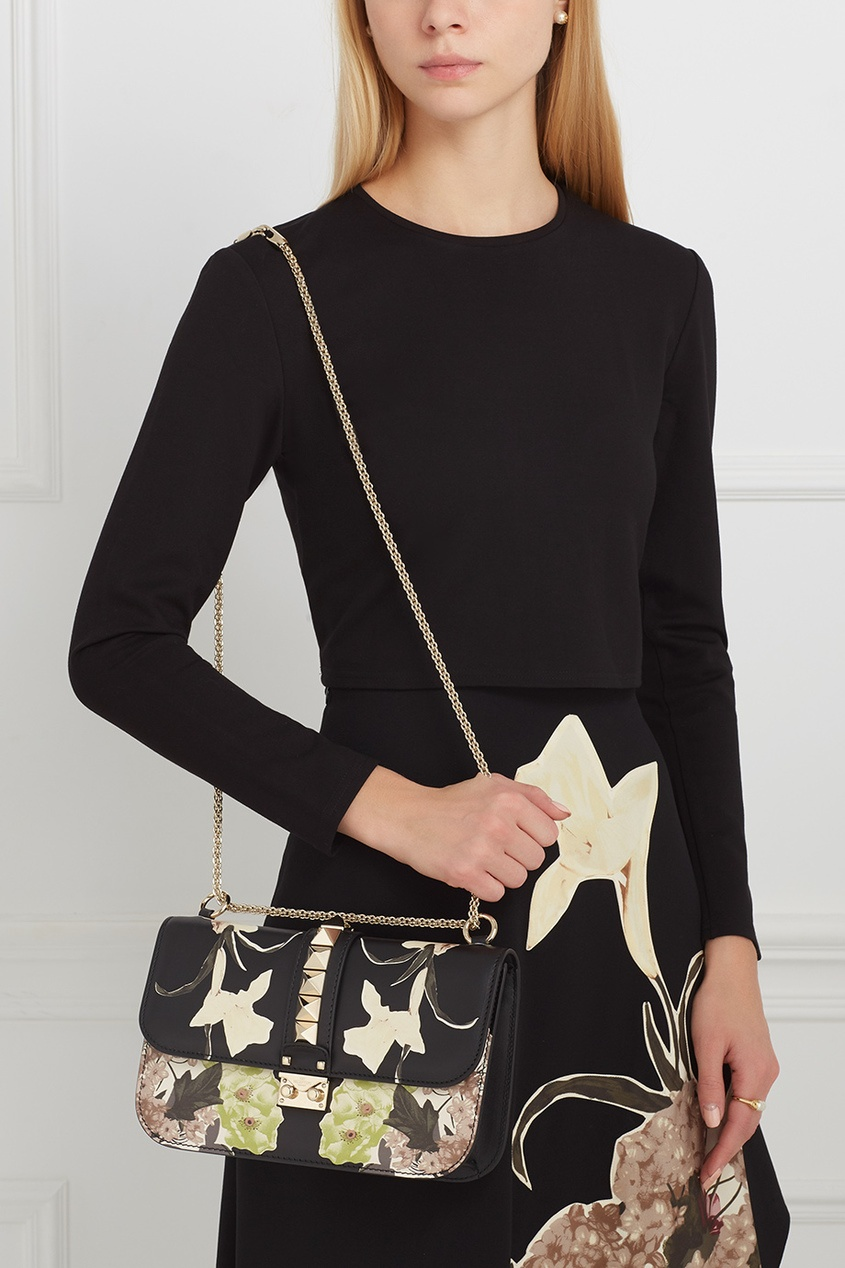 Valentino Кожаная сумка