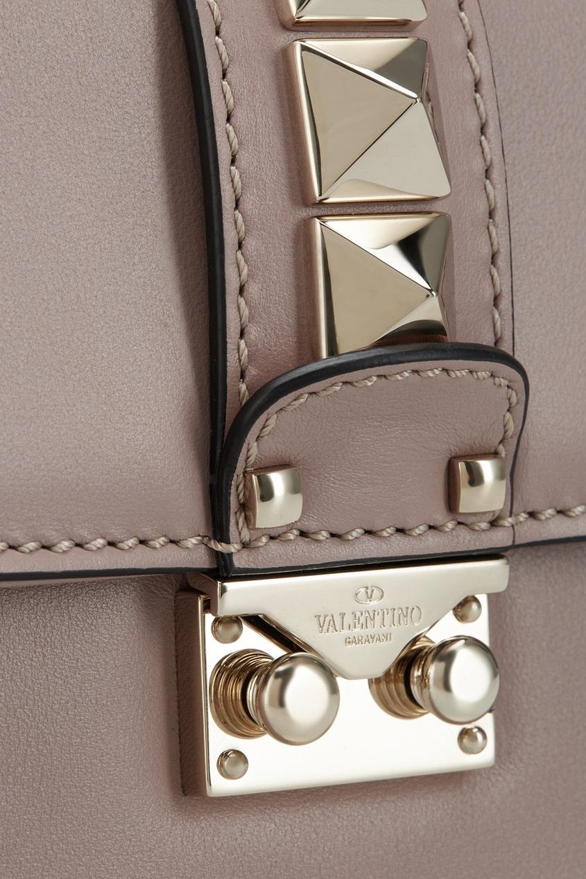 Кожаная сумка Lock