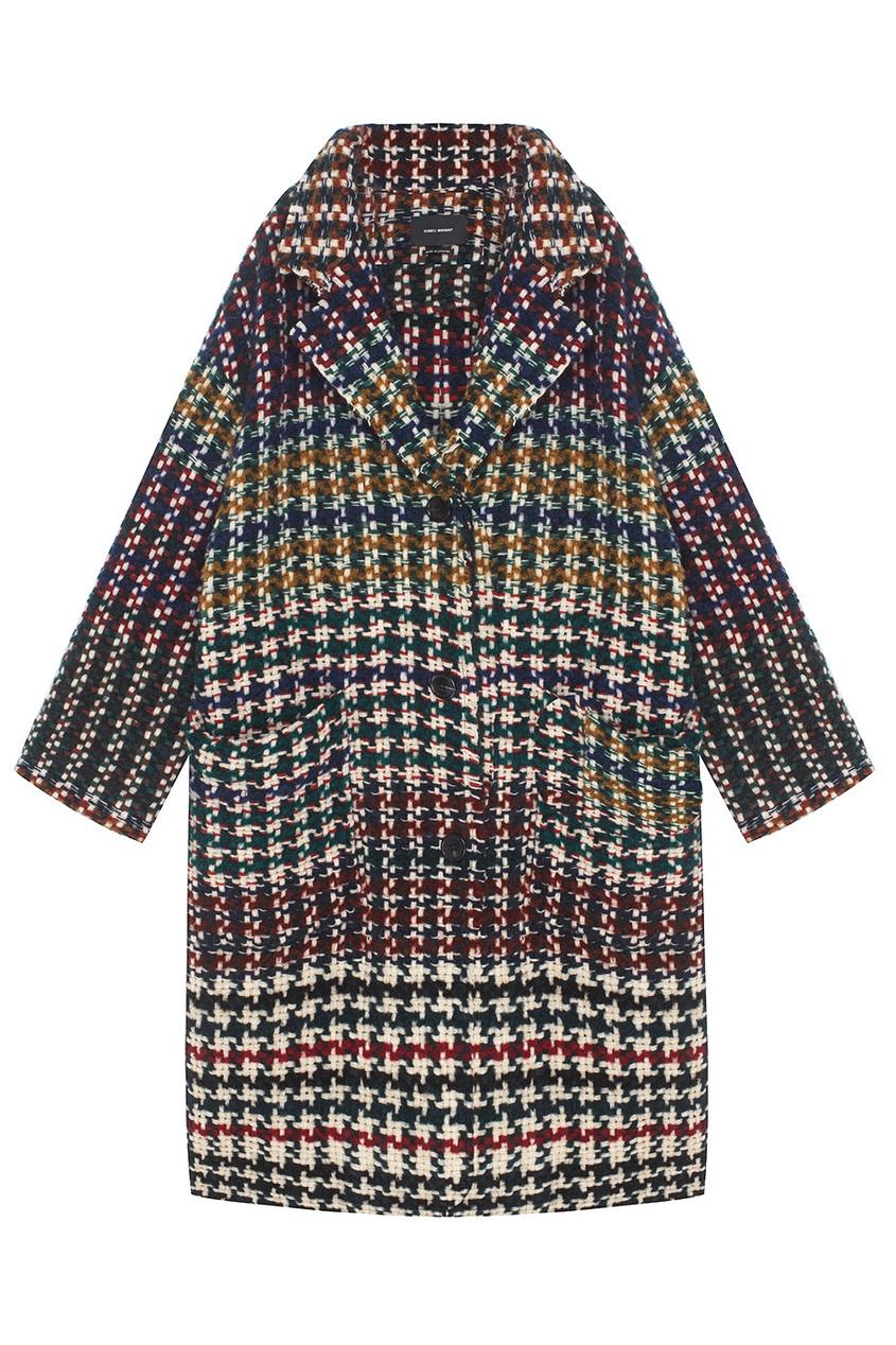 Шерстяное пальто Dallan от AIZEL