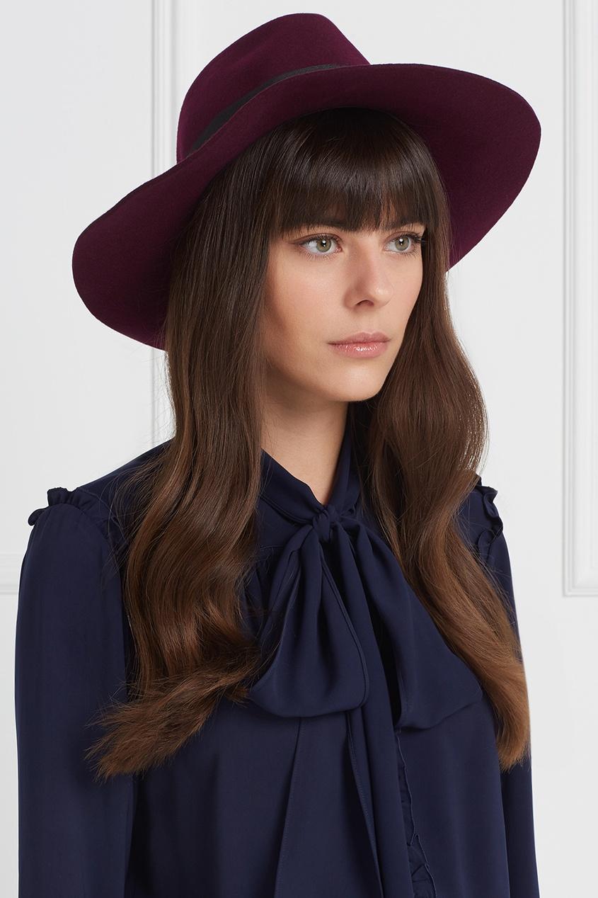 Фетровая шляпа Clasico Wide Brim