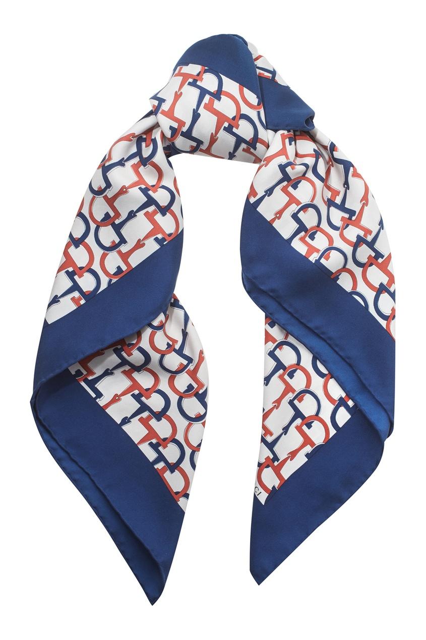 Gucci Шелковый шарф